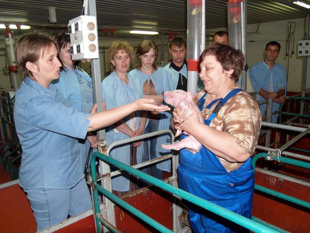 Посещение музея Гризодубовой учениками школ №2 32