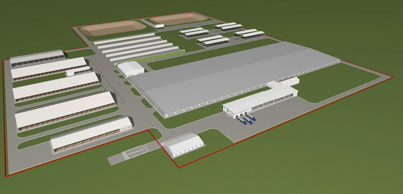 dairy farm project Dairy farmers of america is partnering with two other companies in constructing  the new cheese  dfa joins $470m plant project in michigan.